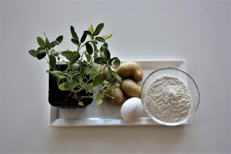 Recipe Gnocchi Ingredients