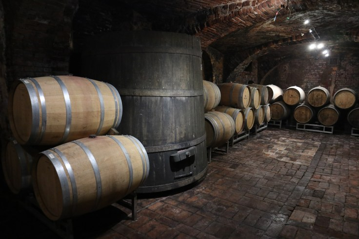 Chiara Boschis Wine Cellar