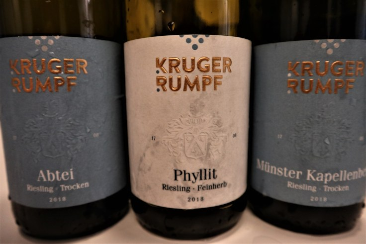 Riesling with Ribbe