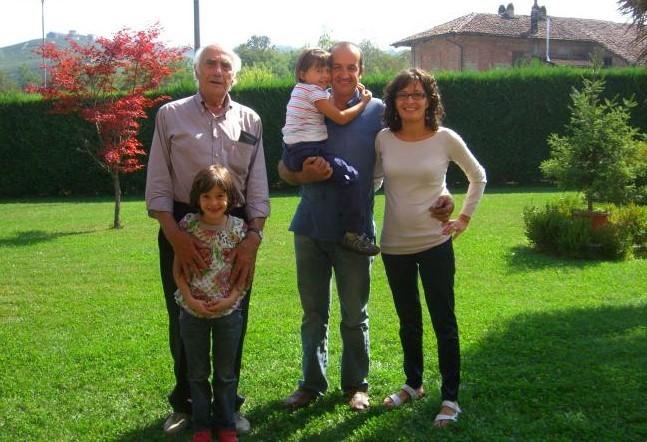 Francesco Borgogno Family