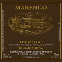 Marengo Barolo Brunate Riserva