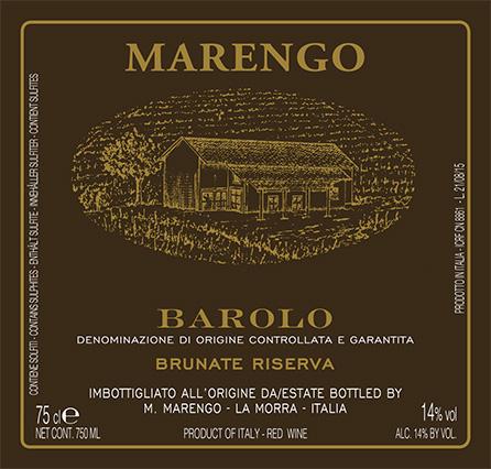 Marengo Barolo Brunate