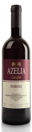 Tekstboks: PICTURE OF AZELIA LANGHE NEBBIOLO