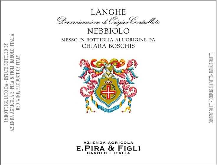 Chiara Boschis Langhe Nebbiolo
