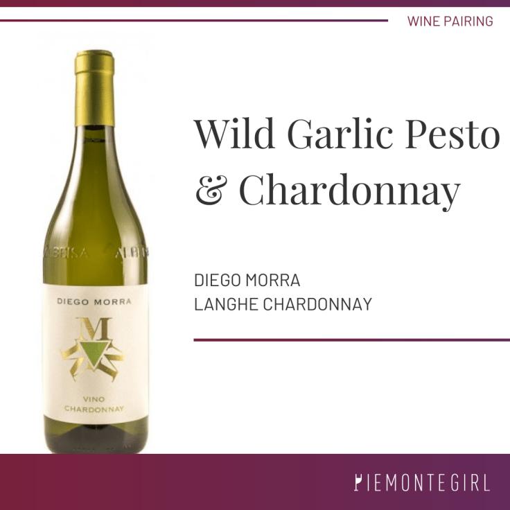 Wild Garlic Wine Pairing
