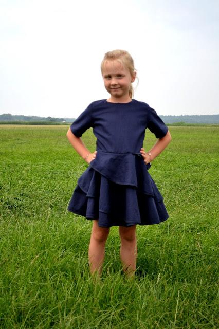 Tinny Dress Flip This Pattern