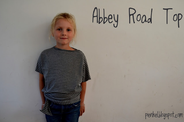 Abbey Road Top: Weekly Pin Project #3