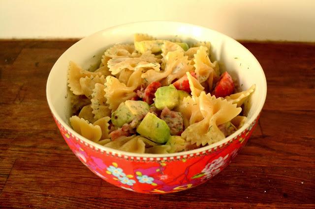Pasta Salad – Weekly Pin Project #8