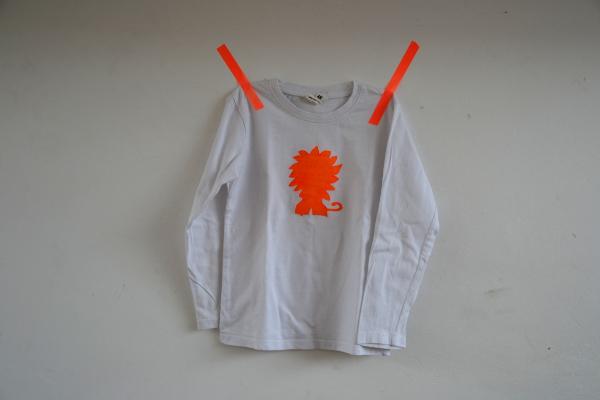 Lion Stencil Shirt