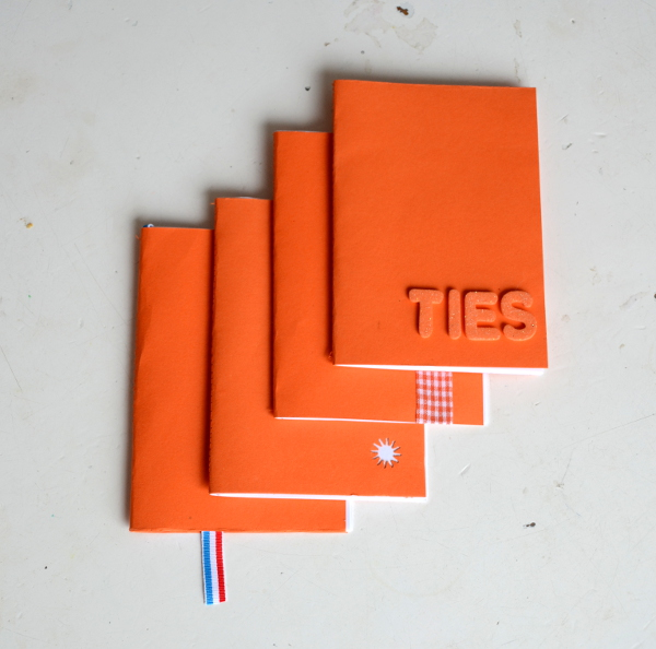 Notebooks – All About Orange