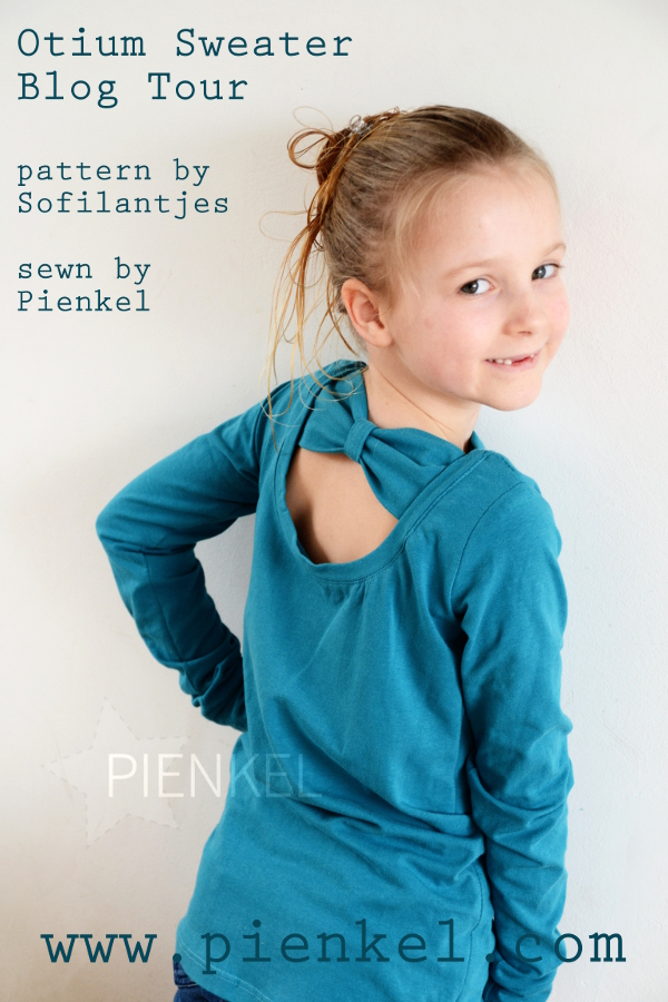Otium Sweater – Sofilantjes Blog Tour