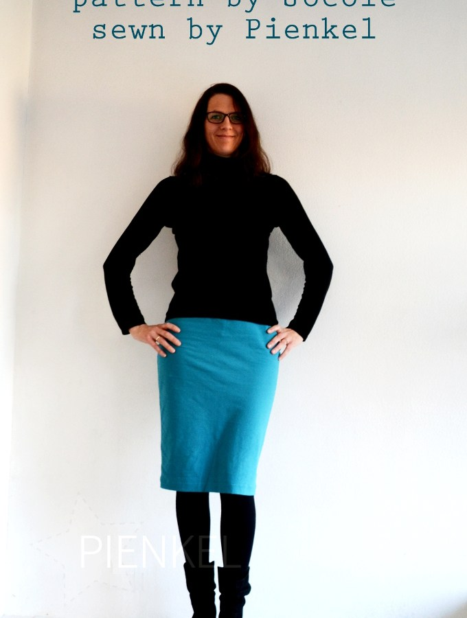 Knit Pencil Skirt – Sew Your Stash