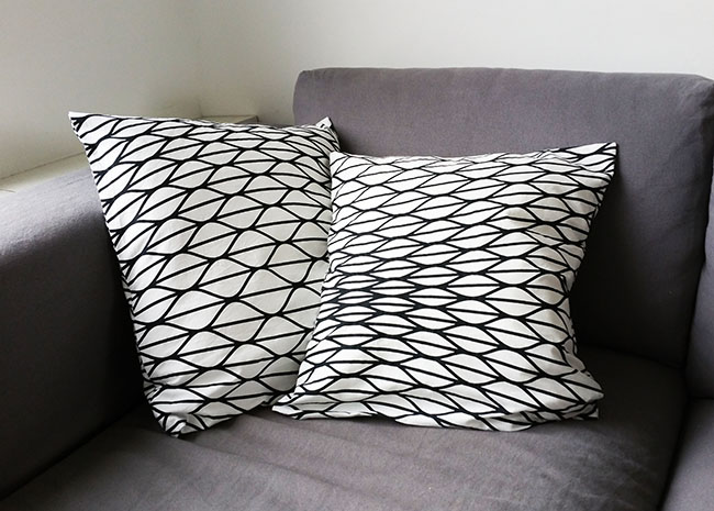 Super Simple Pillowcase Tutorial for Bernina
