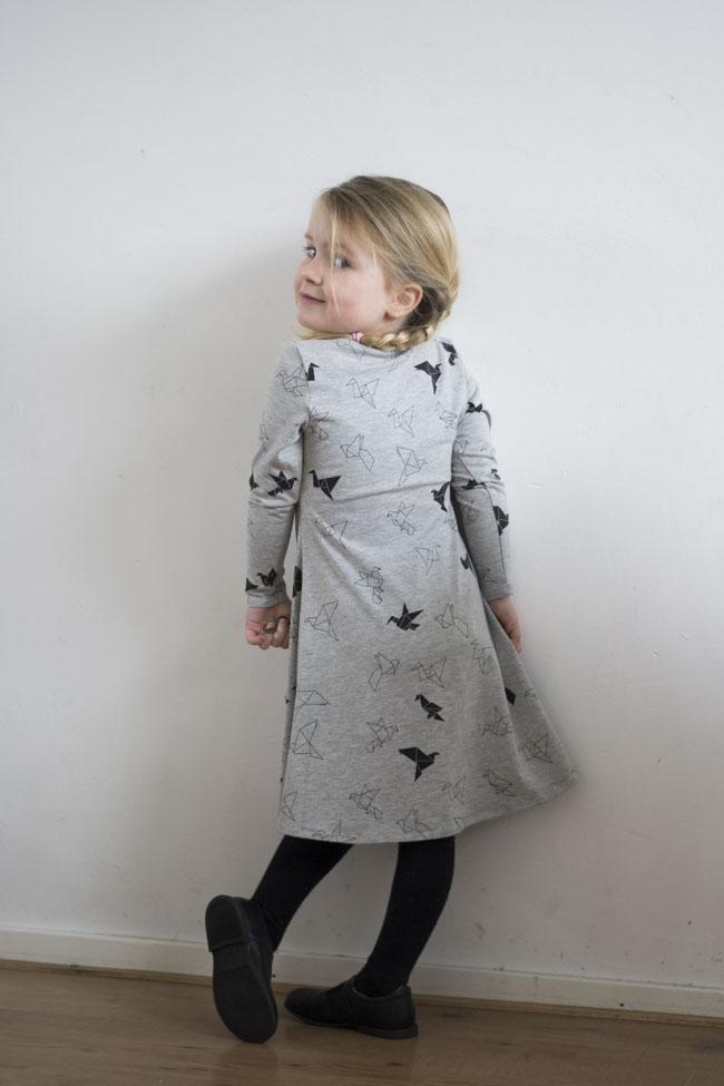 Uptown Downtown Dress - Sewn by Pienkel