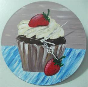 Cup Cake Brown