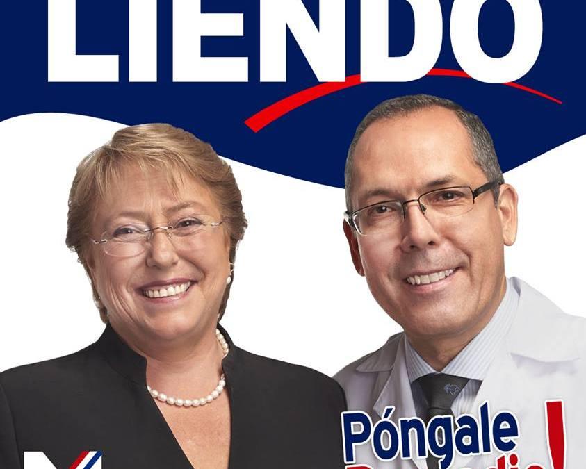 Extraña mutación en Tarapacá: de rancio reaccionario a candidato a diputado de Bachelet… la historia del Teniente Liendo