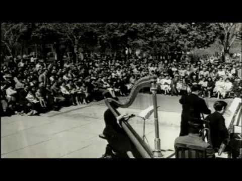 Jorge Peña Hen, su música y sus niños, asesinado en octubre de 1973