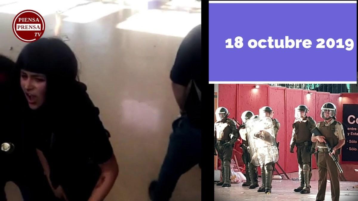 Documental «Estallido Social en Chile»