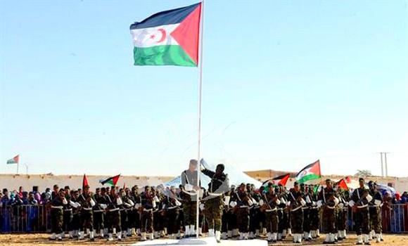 45 Aniversario de la República Árabe Saharaui Democrática (RASD), en guerra por su independencia