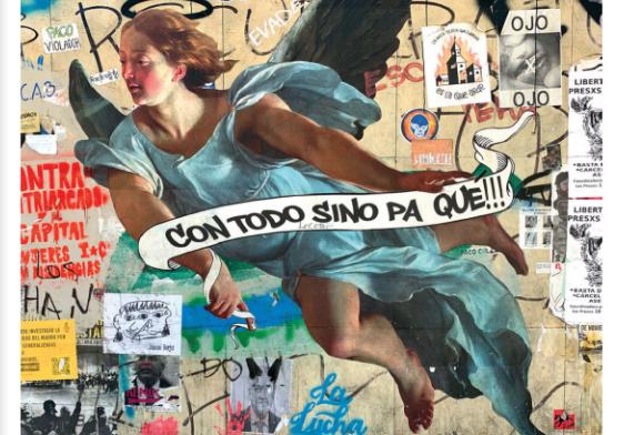 Expresión y Protesta. Memoria de un estallido social