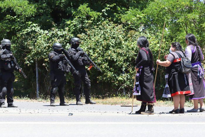 La indignación que crece en redes sociales: allanamiento en Temucuicui y atropello a menores mapuche