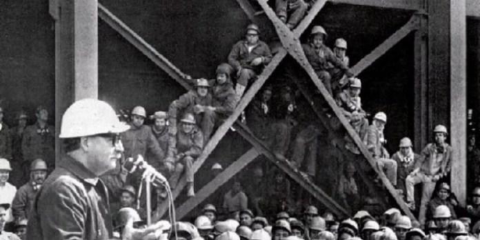 1° de Mayo, discurso del Presidente Salvador Allende en el día del trabajador