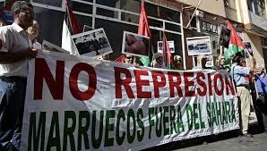 Delegación Saharaui en España pide que se exija a Marruecos que cese la brutal represión