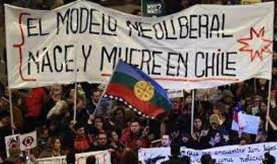 Chile: Asambleas y organizaciones populares denuncian y rechazan proceso «constituyente» y su farsa electoral