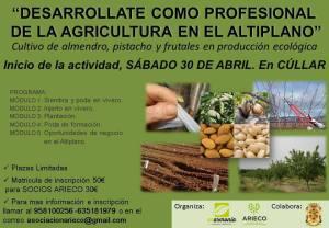 Desarróllate como profesional de la agricultura en el Altiplano