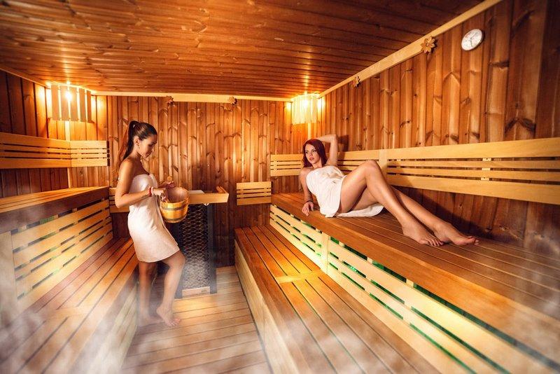 Errores más habituales al tomar una sauna