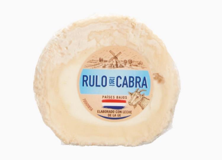 Lidl avisa que su queso Rulo de Cabra contiene listeria