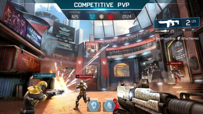 download shadowgun legends apk v0.3.1 mod data + obb for