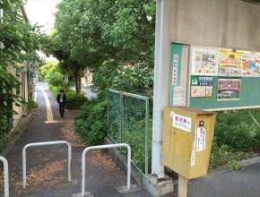 草津南駅から放課後デイぴあ草津みなみへのルート写真04