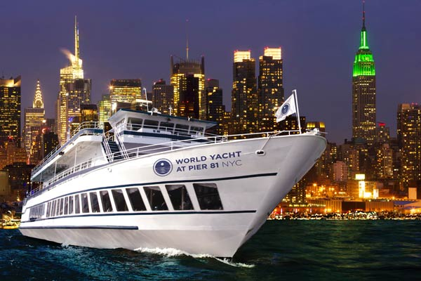 NYC New Years Eve Cruises The Hottest New Year Parties Right On The Water Pier 81 NYC
