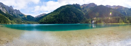 Anterselva Lake