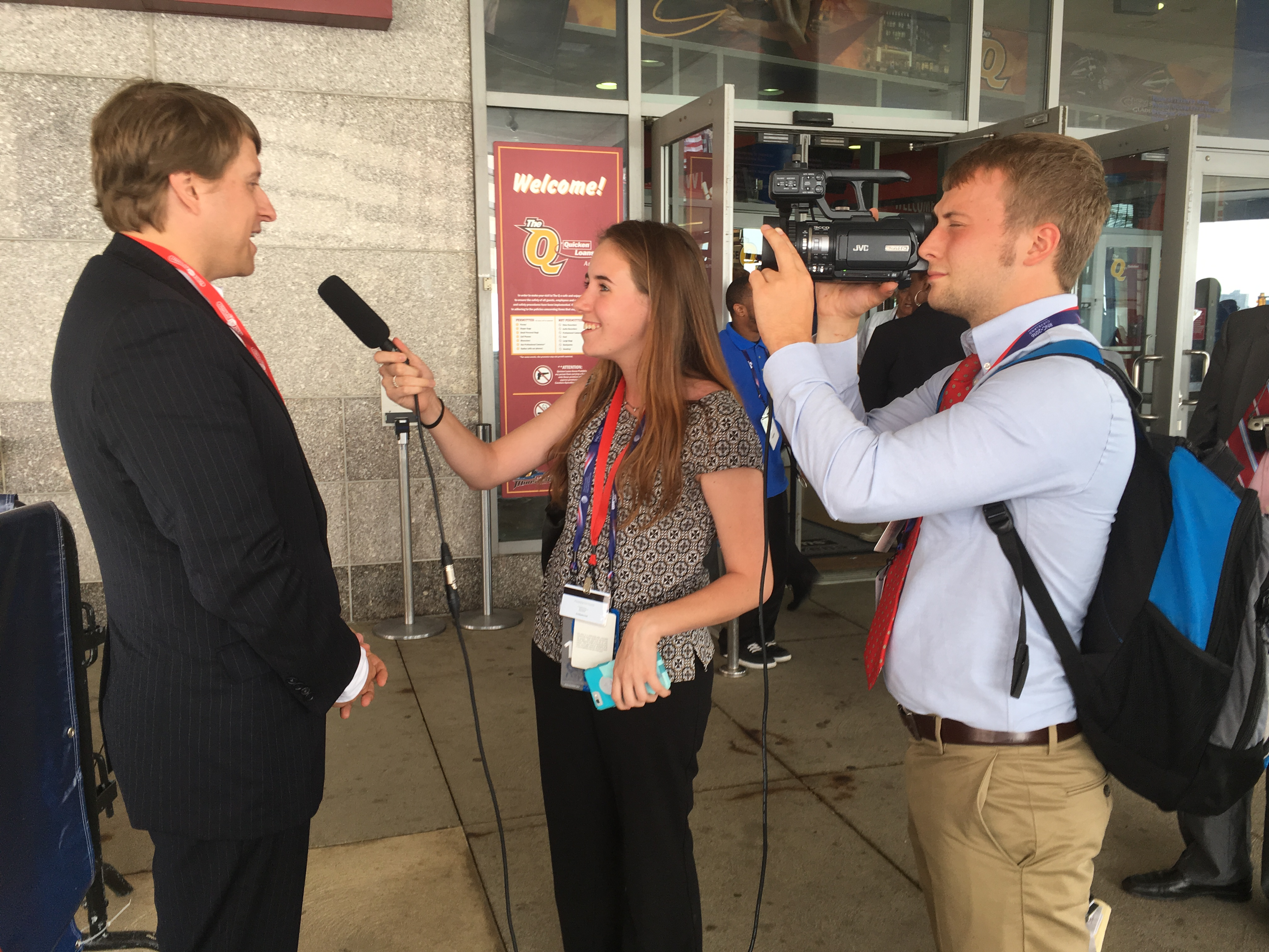 Bell-Scoville interview - RNC2016