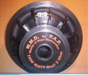 WMD Subwoofer 2003