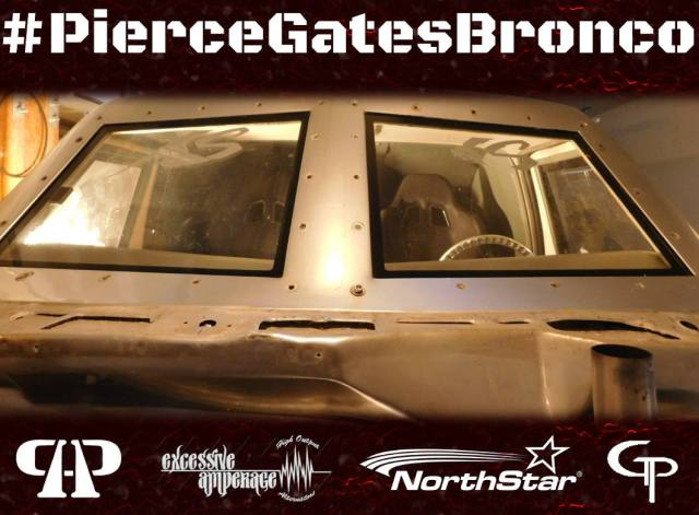 Pierce Gates Bronco Blog Two