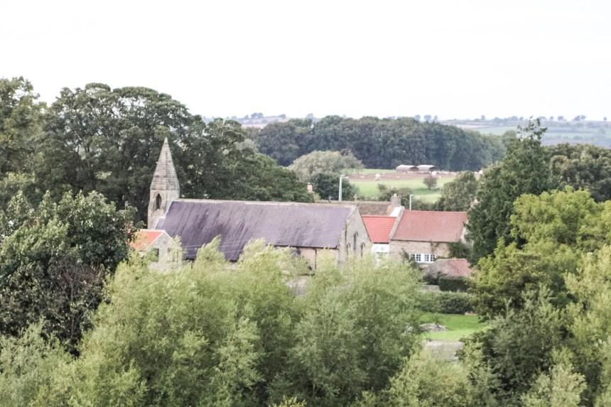 Church at Piercebridge