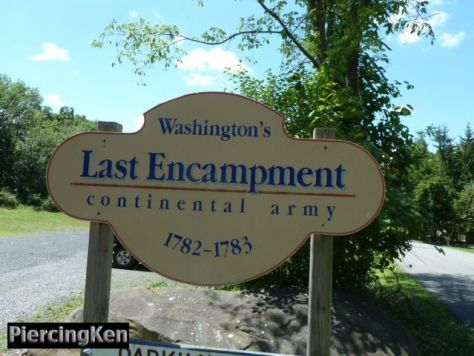 washington's last encampment