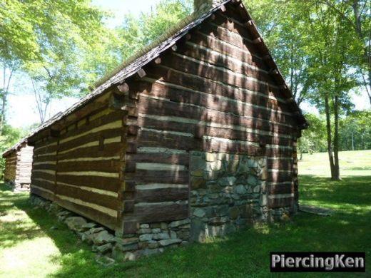 washington's last encampment
