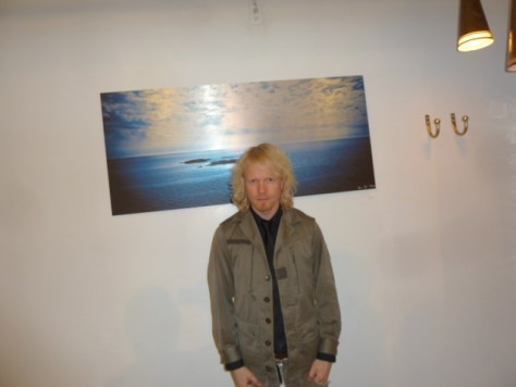 Ville Juurikkala, islander photo exhibit