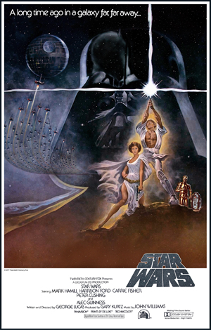Poster - Star Wars - 1978
