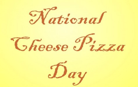 Logo - National Cheese Pizza Day