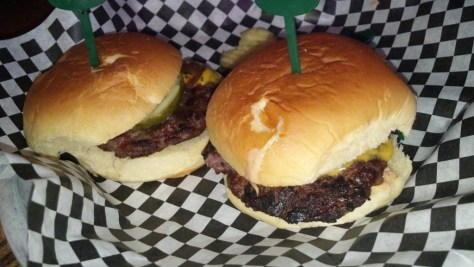 Duke's Cheeseburger Sliders