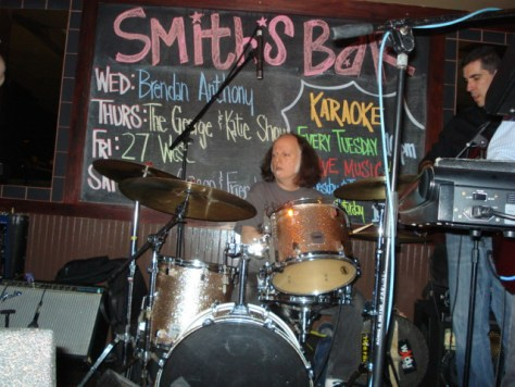 Rocking at Smith's Bar