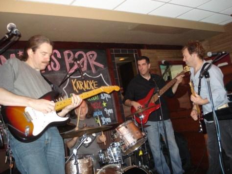 Rocking at Smith's Bar
