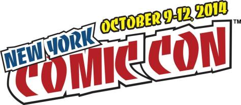 Logo - NY Comic Con - 2014