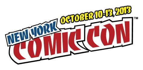 Logo - NY Comic Con - 2013