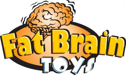 Logo - Fat Brain Toys